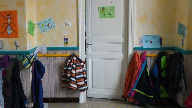 Dans une école primaire en mars 2018. (photo d'illustration)