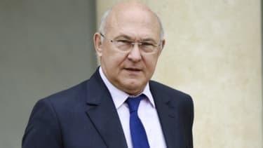 Michel Sapin, ministres des Finances et des Comptes publics