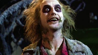 Michael Keaton dans Beetlejuice