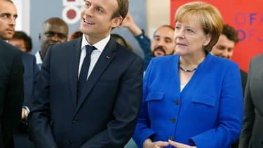 La France et l'Allemagne vont développer un système de combat aérien européen