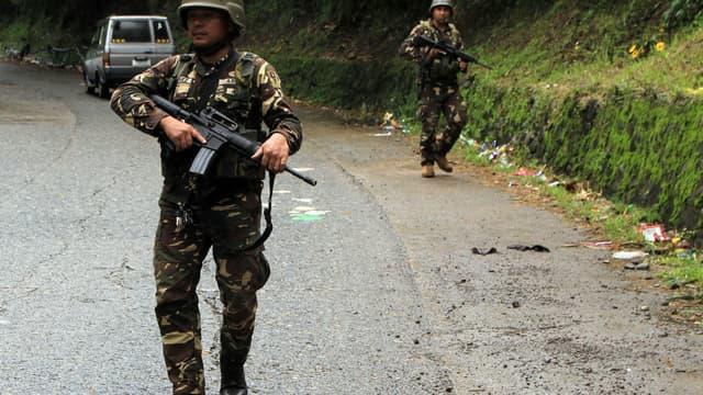 33 personnes ont été blessées aux Philippines, dans deux attentats à la bombe. (Photo d'illustration)
