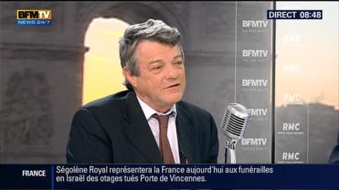 Bourdin Direct: Jean-Louis Borloo - 13/01
