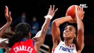 """JO 2021 (Basketball f) : Malgré la défaite, Gruda pense avoir trouvé des """"failles"""" dans le jeu des Américaines"""