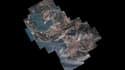 Thomas Pesquet a partagé, le 4 septembre 2021, plusieurs photos de Marseille, prise depuis la Station spatiale internationale.