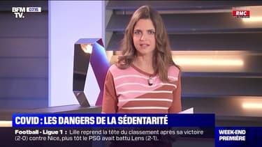 Covid : les dangers de la sédentarité - 02/05