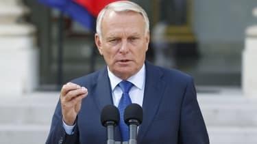 Jean-Marc Ayrault, le Premier ministre.