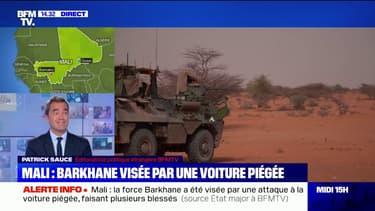 Mali: plusieurs blessés dans une attaque à la voiture piégée contre la force Barkhane