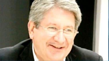 L'ex-élu RPR du Lot-et-Garonne Michel Gonelle.