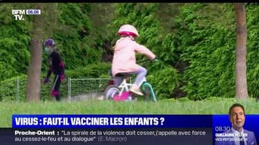 Faut-il vacciner les enfants contre le Covid-19?