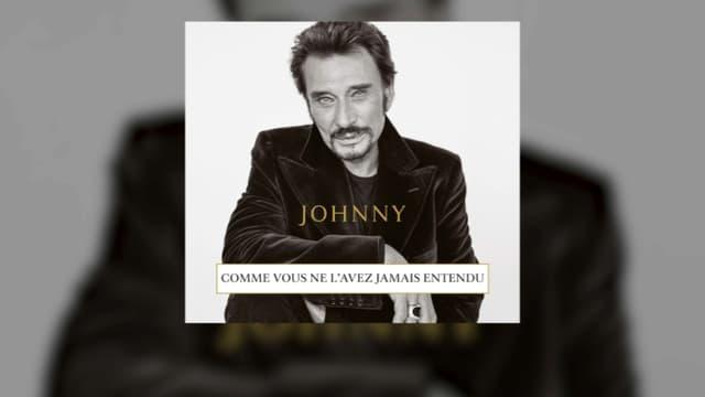 """""""Johnny"""", le deuxième album posthume du rockeur"""