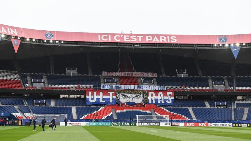 PSG-Lille: Rico et la femme de Di Maria remercient les supporters