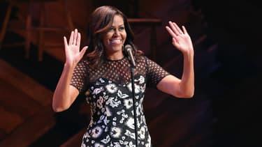 Michelle Obama en septembre 2016