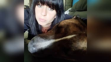 La femme enceinte retrouvée morte avec des morsures de chiens.