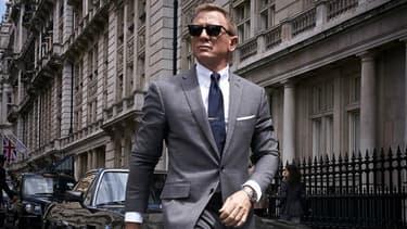 Daniel Craig dans le costume de James Bond