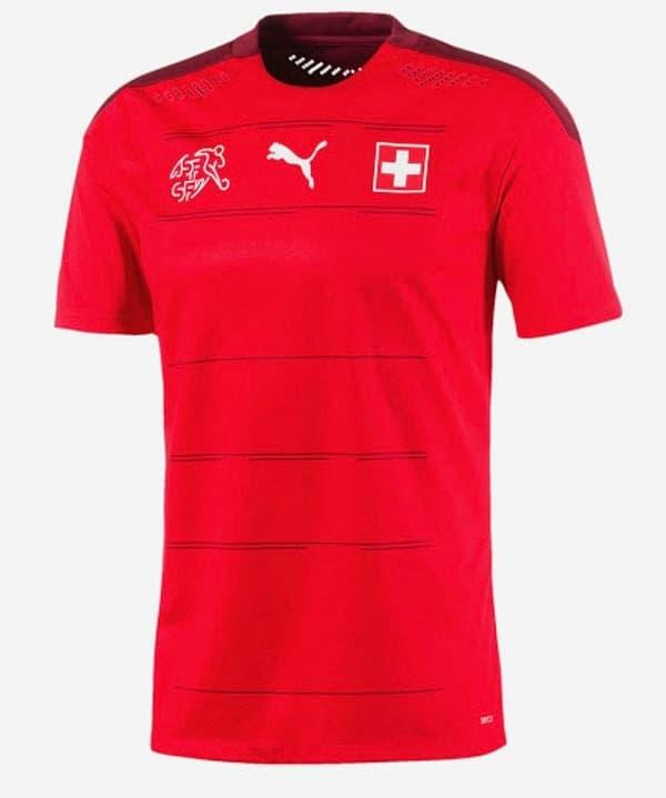 Suisse domicile Euro 2021