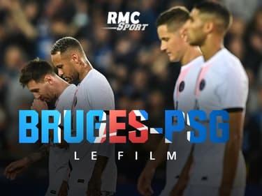 Le film de Bruges-PSG en Ligue des champions
