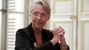 Elisabeth Borne, ministre du Travail