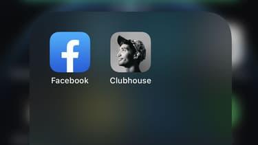 Capture d'écran iOS