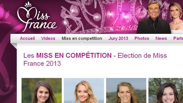 Les 33 candidates à Miss France 2013 ont eu 60 minutes pour répondre à 40 questions de culture générale.