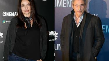 """Béatrice Dalle et Gérard Lanvin devraient figurer au casting de la prochaine saison de """"Dix pour cent""""."""