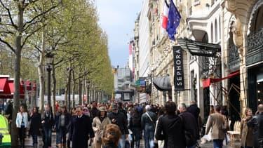 L'attaque intervenue sur les Champs Élysées jeudi ne devrait pas entamer le sentiment de sécurité des touristes à Paris.