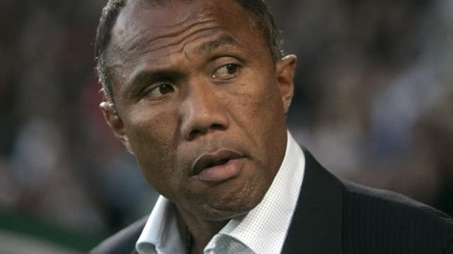 Antoine Kombouaré, l'entraîneur du PSG