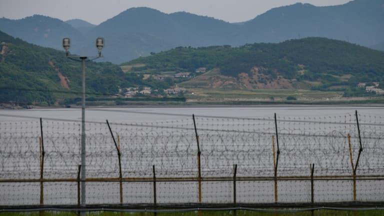 Un Nord-Coréen réussit à nager jusqu'en Corée du Sud sans se faire repérer