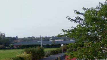 L'école des Sable à Riorges, dans la Loire.