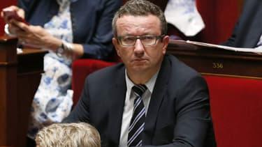 Les députés PS frondeurs  sont notamment emmenés par Christian Paul, le député PS de la Nièvre