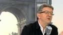 Après l'annonce de l'abandon des négociations sur le Tafta, Jean-Luc Mélenchon assure qu'il préfère rester prudent