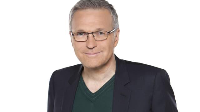 """Laurent Ruquier, présentateur d'""""On n'est pas couché"""""""
