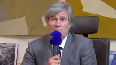 Stéphane Le Foll sur BFMTV le 26 octobre 2015.