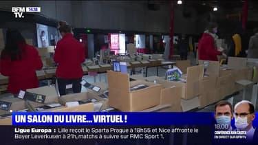 Un salon du livre ... virtuel ! - 03/12