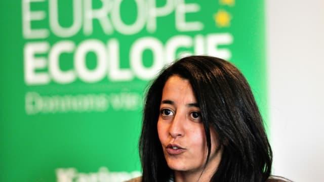Karima Delli, le 16 mai 2014 à Lille