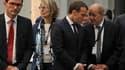 Emmanuel Macron et Jean-Yves Le Drian
