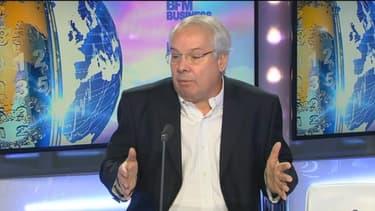"""Marc Rochet estime que """"des compagnies étrangères vont profiter de cette grève""""."""