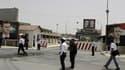 La prison centrale de Damas où des responsables de la Croix-Rouge ont pu rendre visite, pour la première fois, à des détenus. Plusieurs milliers de personnes ont été arrêtées en Syrie depuis le début, en mars, d'un vaste mouvement de contestation contre B