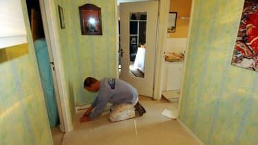 Selon une étude, seul un futur acquéreur sur trois se déclare prêt à réaliser des travaux de rénovation dans le logement qu'il recherche.