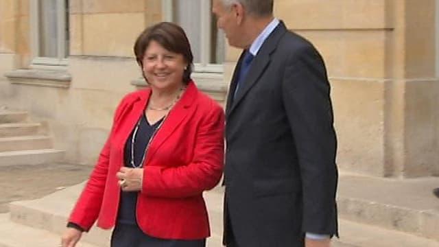 Martine Aubry elle-même qui devrait choisir son successeur.