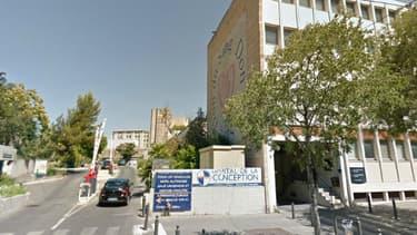 C'est dans cet hôpital qu'un infirmier a été poignardé.