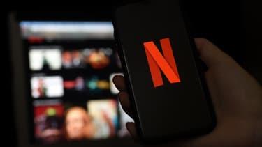 Netflix, image d'illustration.