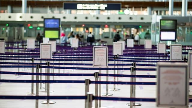L'aéroport de Roissy (photo d'illustration)