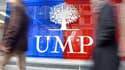 Siège de l'UMP, rue de Vaugirard à Paris.