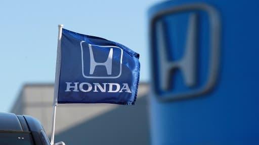 Honda va rappeler 2 millions de véhicules à cause d'un problème d'airbag.