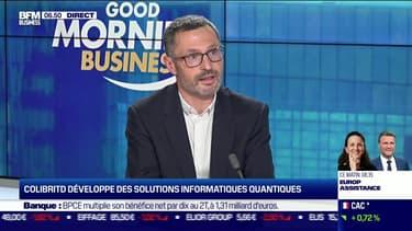 Laurent Guiraud (ColibrITD): ColibrITD développe des solutions informatiques quantiques - 04/08