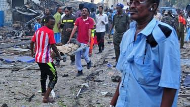 Plusieurs morts à Mogadiscio après une attaque près d'un hôtel