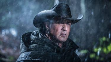 Sylvester Stallone dans Rambo 5