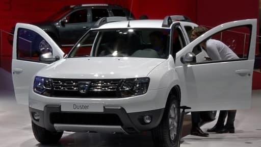 Le Duster est la pièce essentielle de la gamme à bas coût de Renault.