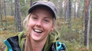L'une des deux victimes, Maren Ueland.