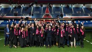 La Sports Management School forme les étudiants aux métiers du management et du sport business.
